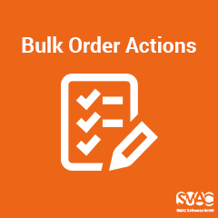 Bulk Order Actions Extension for Magento 2